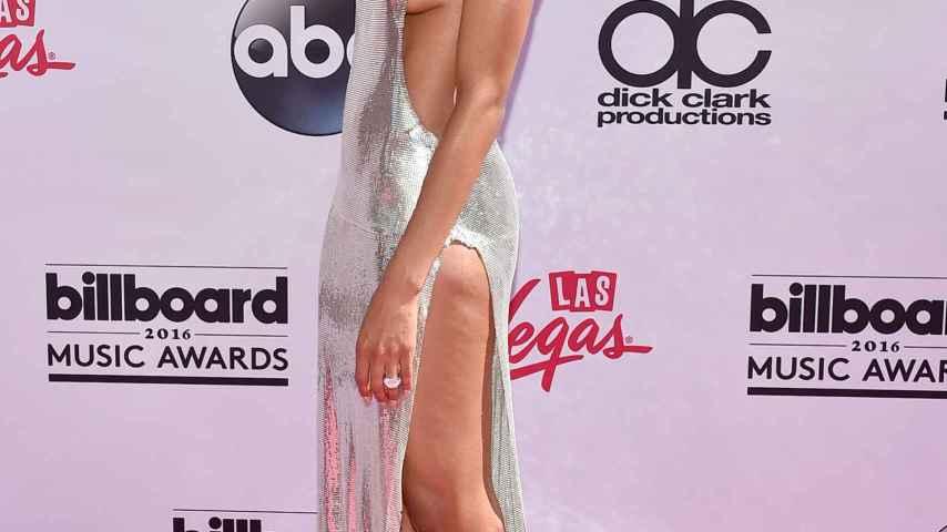 La cantante Ciara en los Billboard Music Awards