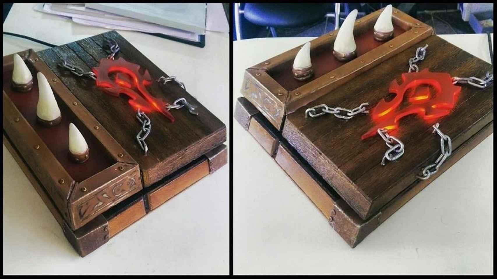 consolas que se transforman en objetos de coleccionista.