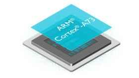 ARM Cortex A73, centrándose en la eficiencia energética