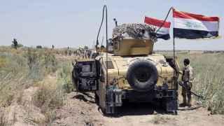 El Ejército iraquí comenzó la operación para retomar Faluya el 23 de mayo.