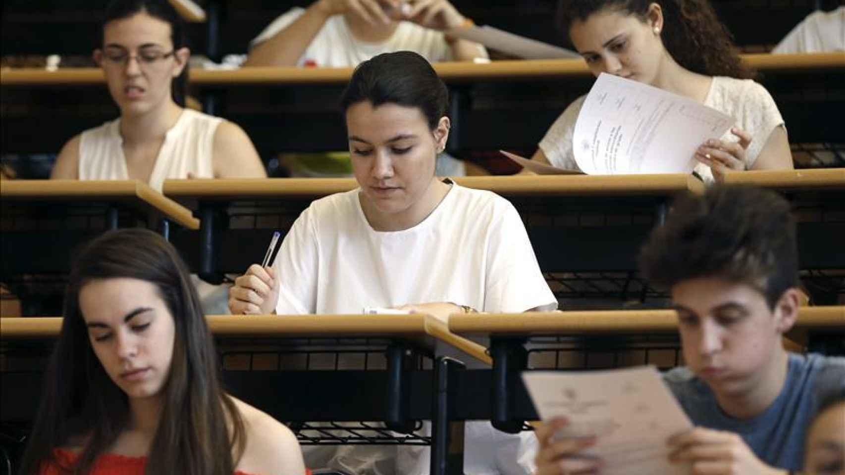 La última Selectividad tras 40 años examinará a 400.000 alumnos