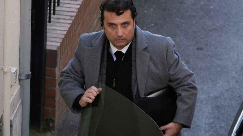 Francesco Schettino, capitán del Costa Concordia.