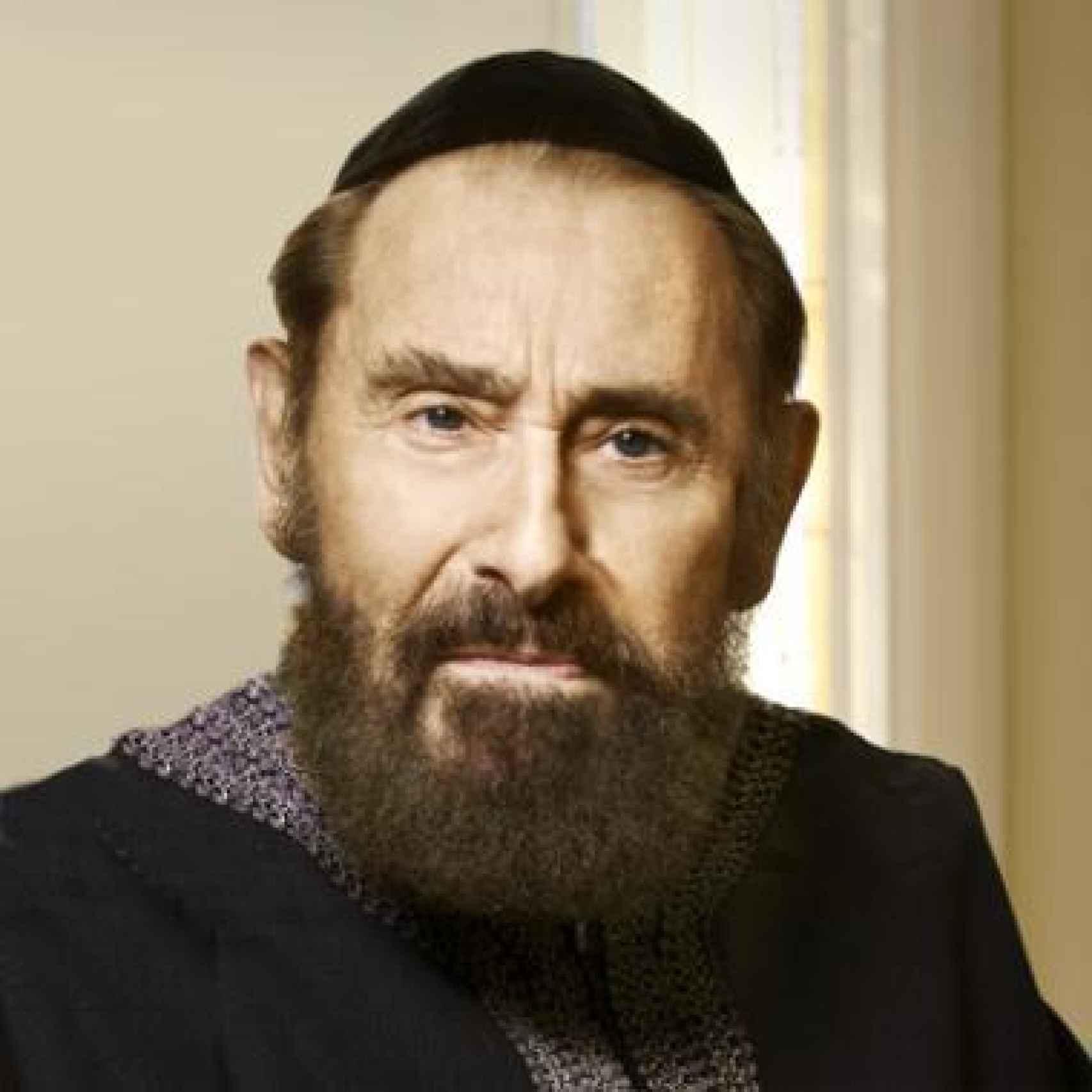 El rabino Philip Berg