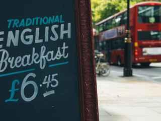 Cinco restaurantes para comerte Londres
