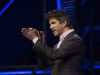 El CEO de Uber, Travis Kalanick.