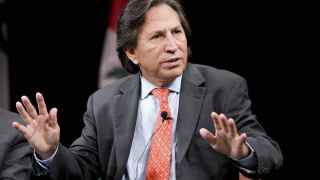Alejandro Toledo presidió Perú entre 2001 y 2006.