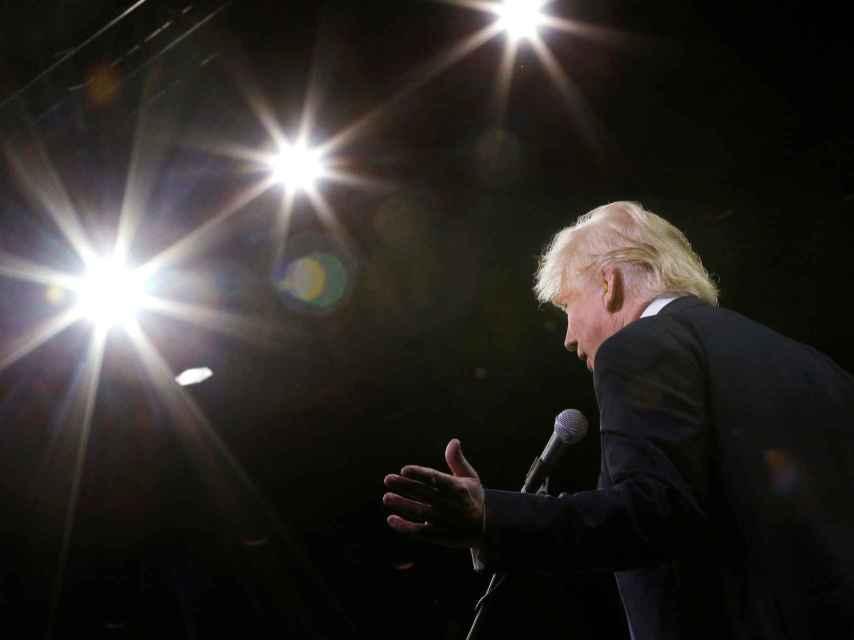 Donald Trump ha recibido apoyo explícito de pocos líderes políticos internacionales.