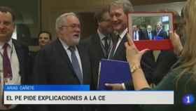 El nuevo CeCeOO de TVE para evitar unir Cañete y corrupción