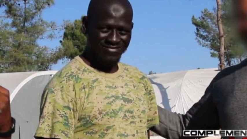 El terrorista Omar Omsen,  reclutador de yihadistas.