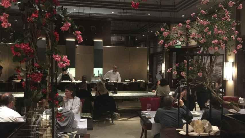 El restaurante Komori de Valencia