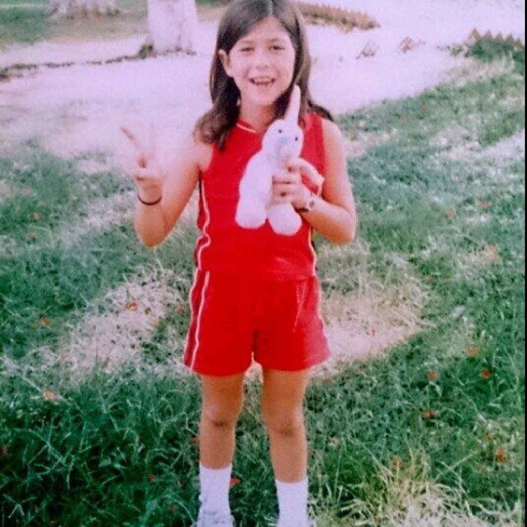 Garbiñe comenzó a jugar al tenis a los seis años