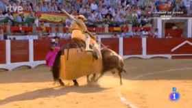 Las corridas de toros en TVE apenas atraen a un millón de espectadores