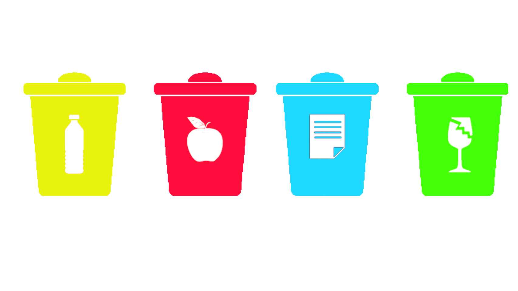 Quién dijo que reciclar tiene que ser aburrido?