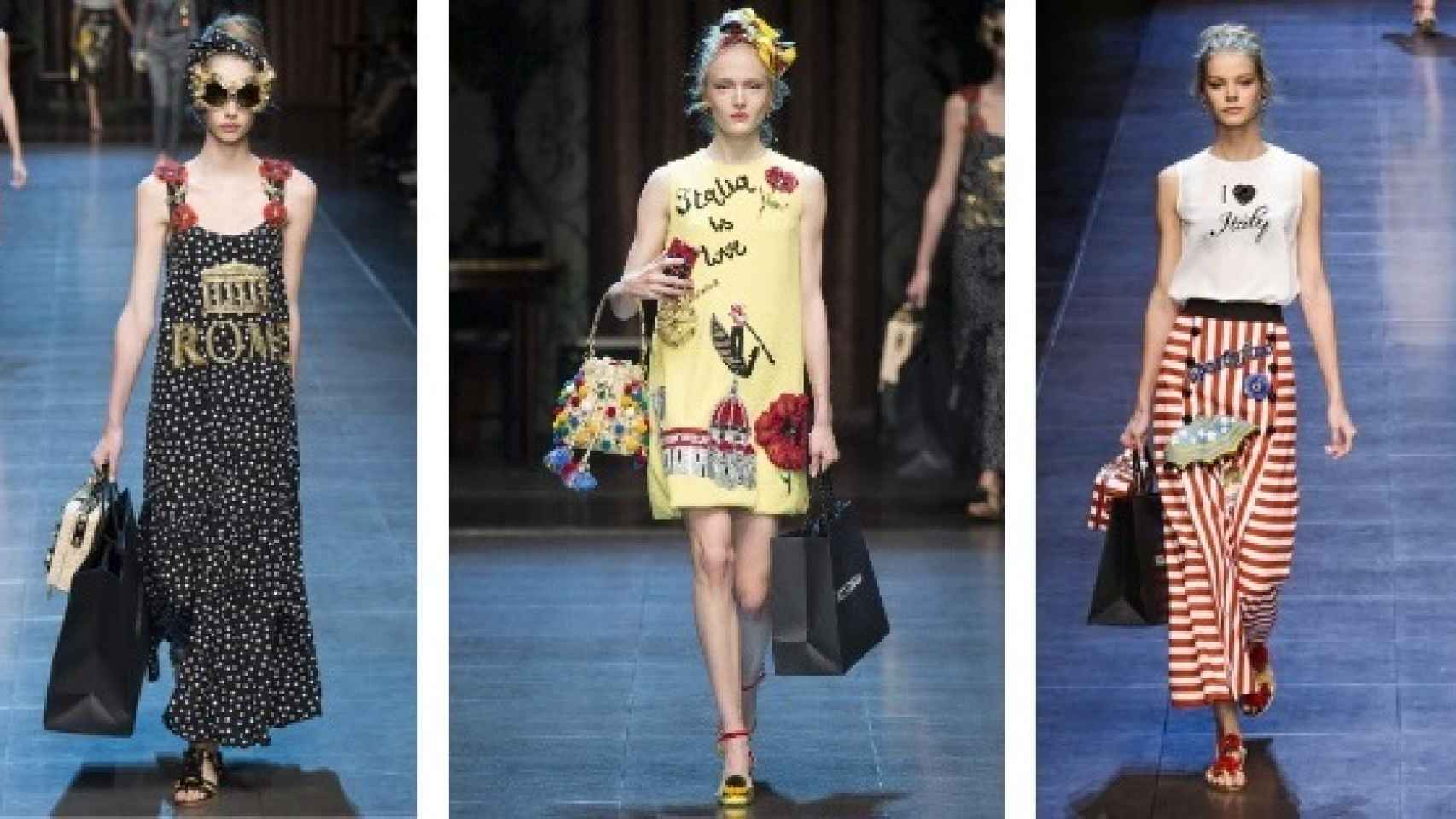 Dolce & Gabbana Primavera-Verano 2016.
