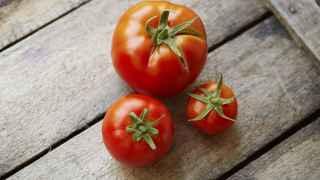 Cuídate con ricos tomates