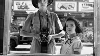 Autorretrato, Nueva York, 1953.