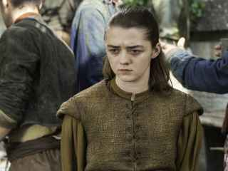 Arya Stark busca un nuevo destino