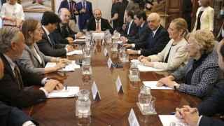 La segunda reunión entre todas las partes todavía está pendiente.
