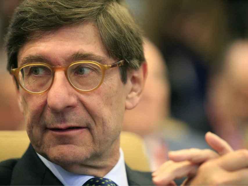 Goirigolzarri, presidente de Bankia.