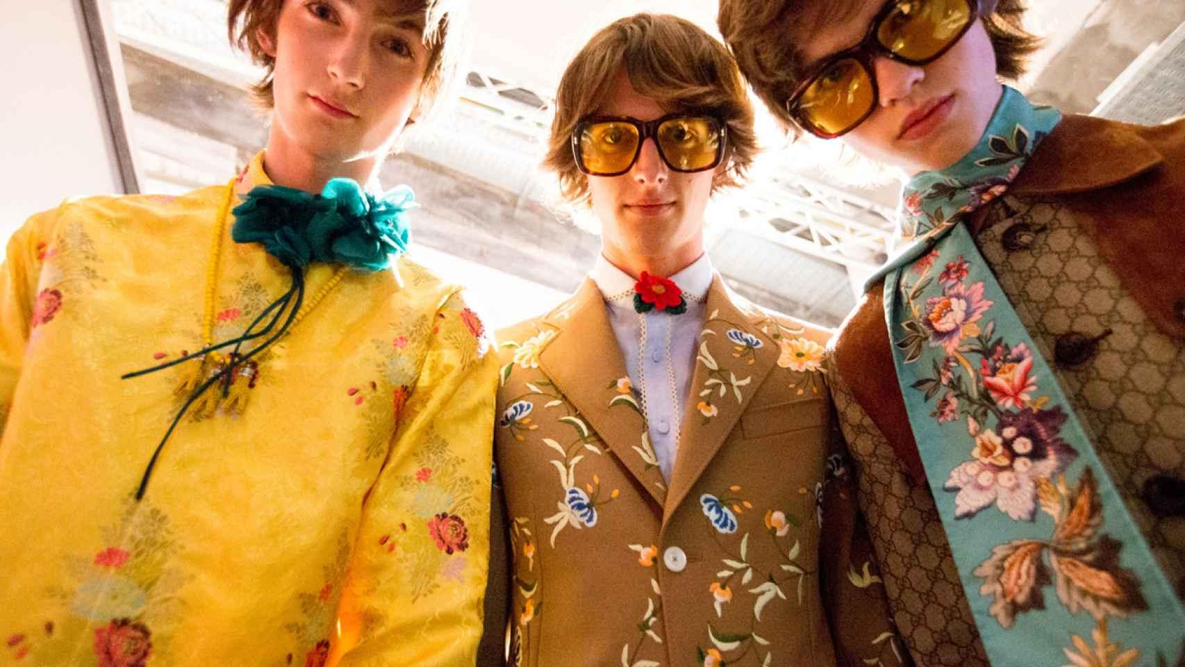 Las gafas de Solo Gucci 2016, nos llevan atrás en el tiempo, perfectas para un look retro/vintage.