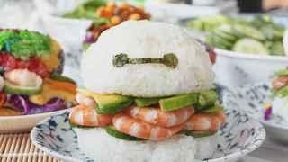 Así nos acerca Instagram las 'Sushi Burgers'