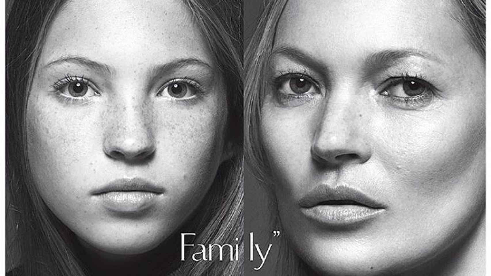 Otras modelos que sus hijas siguen sus pasos sobre las pasarelas