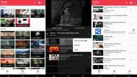 Stream, la aplicación más sencilla para escuchar música de YouTube