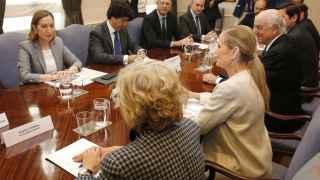 Primera reunión mantenida entre todas las partes acerca de Chamartín.