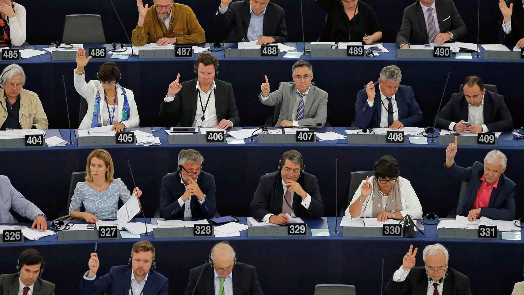 El Parlamento Europeo sugiere que no  reconocerá el resultado electoral