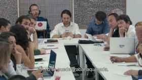 Denuncian que TVE esconde el documental sobre Podemos