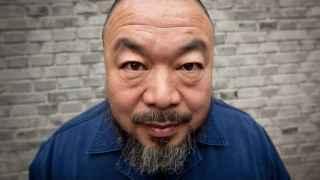 El artista chino Ai Weiwei.