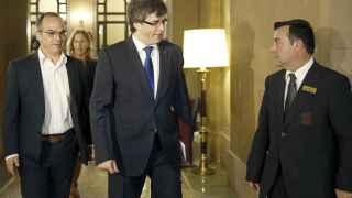 Puigdemont rechaza convocar elecciones anticipadas