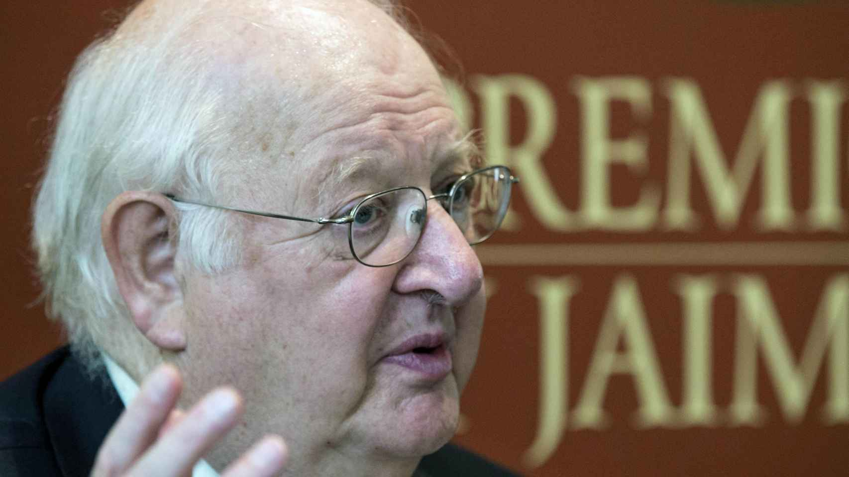 Angus Deaton, Premio Nobel de Economía 2015