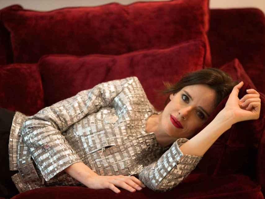 Pilar LÓpez de Ayala ha estado cinco años sin actuar en el cine español.