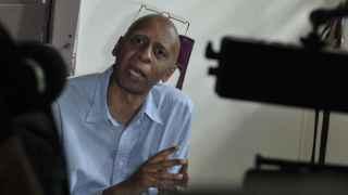 Guillermo Fariñas es uno de los cuatro líderes disidentes cubanos de gira por el extranjero.