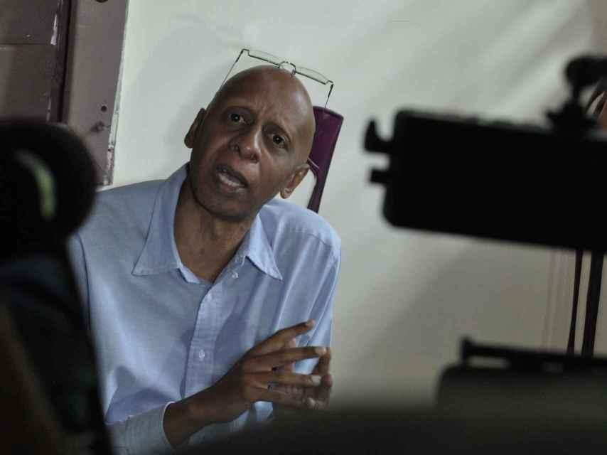 Fariñas ha pedido a la Eurocámara que vote 'no' al acuerdo entre la UE y Cuba