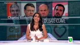 Garzón, De Guindos, Sevilla y Garicano debatirán de economía con Ana Pastor