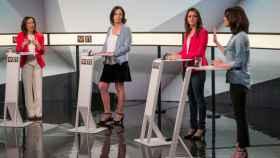 Los principales enganchones del debate de candidatas de Antena 3