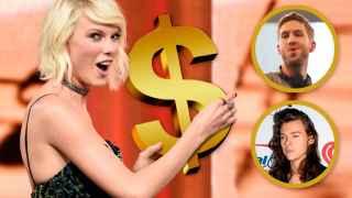 Taylor Swift se forra con cada una de sus rupturas (y tú no)
