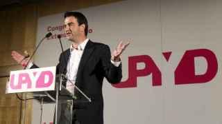 Maneiro es portavoz de UPYD desde el pasado abril.