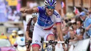 Thibaut Pinot se impone en la sexta etapa del Dauphiné.