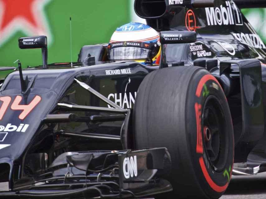 Alonso quiere olvidarse del calvario del año pasado en Canadá.