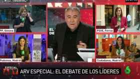 CRÍTICA: laSexta le gana el pulso a TVE en su especial previo al debate