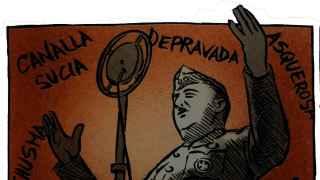 La guerra civil ilustrada de Preston derrota a la de Pérez-Reverte