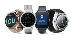 Todos los smartwatch que actualizarán a Android Wear 2.0