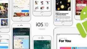 iOS 10 contra Android N, ¿qué hay de nuevo?