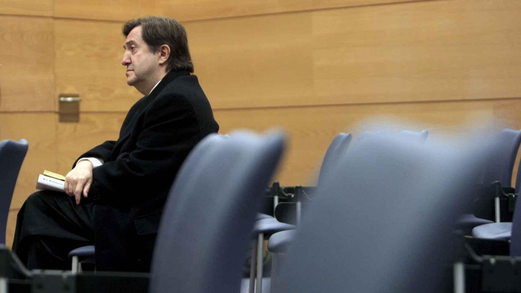 Federico Jiménez Losantos durante el juicio