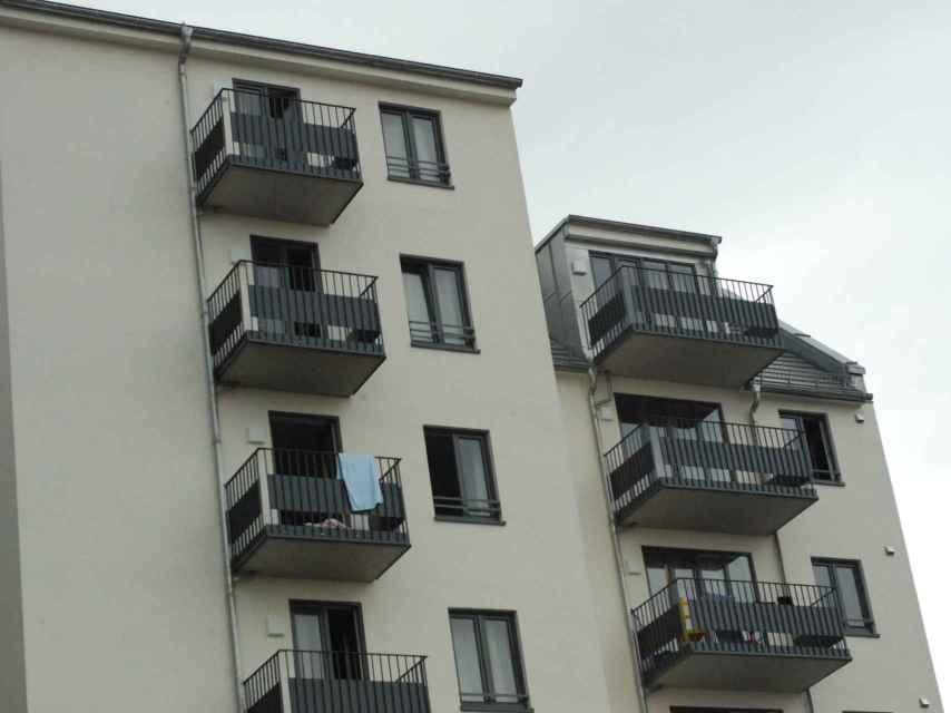 El hogar de estos refugiados se encuentra en el distrito del oeste berlinés de Treptow.