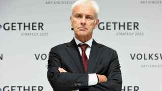 Matthias Müller, consejero delegado de Volkswagen
