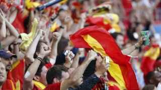 Tres Ultra Sur, detenidos antes del partido entre España y Turquía